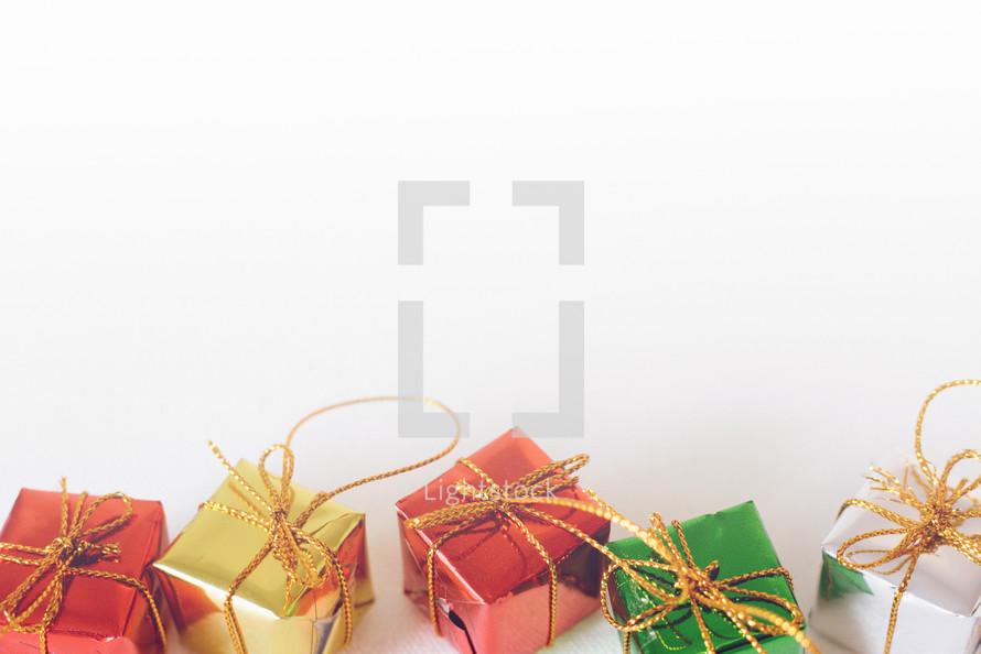 small Christmas gifts
