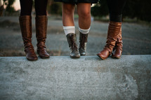 boots of friends