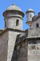 Morro Castle walls