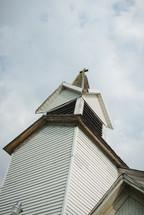 old steeple