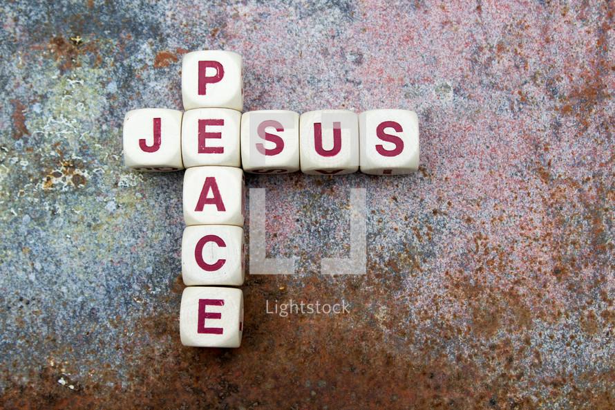 peace, Jesus