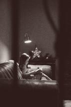 Solitude Christmas moment