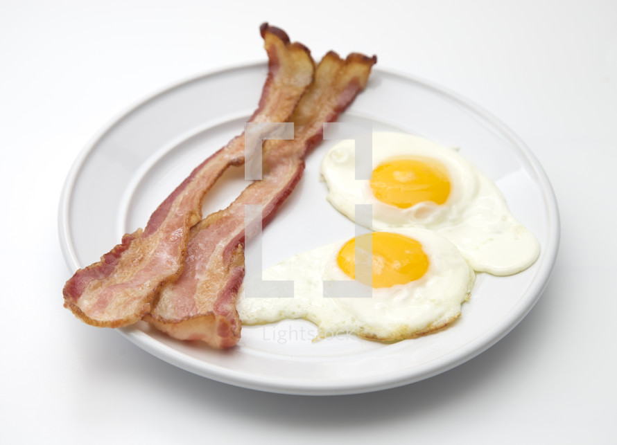 Breakfast of Bacon and Eggs