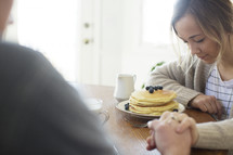 prayer before breakfast