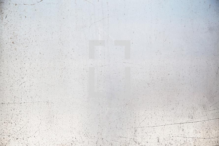 white textured metal background
