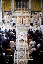 ordination ceremony