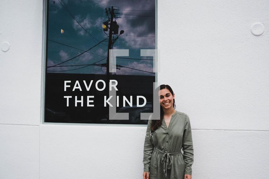 favor the kind