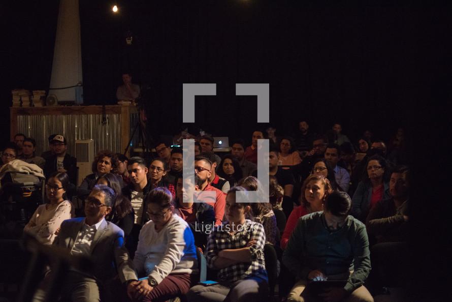 listening audience