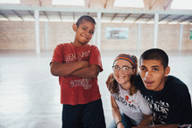 missionary with special needs kids