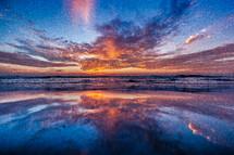 Pacific Beach, California.