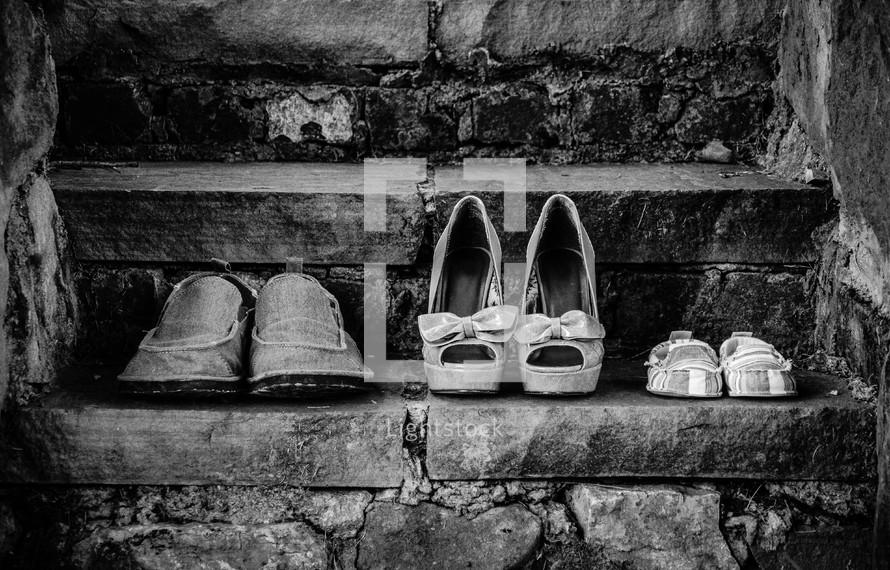 families shoes