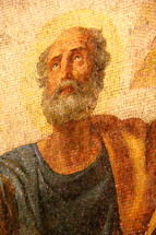 Tile Mosaic of Joseph