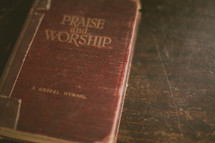 Praise and worship worship hymnal