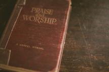 Praise and worship worship hymnal