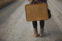 ready to journey wherever the Lord takes her