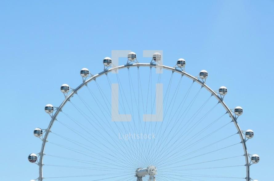 High Roller viewing wheel