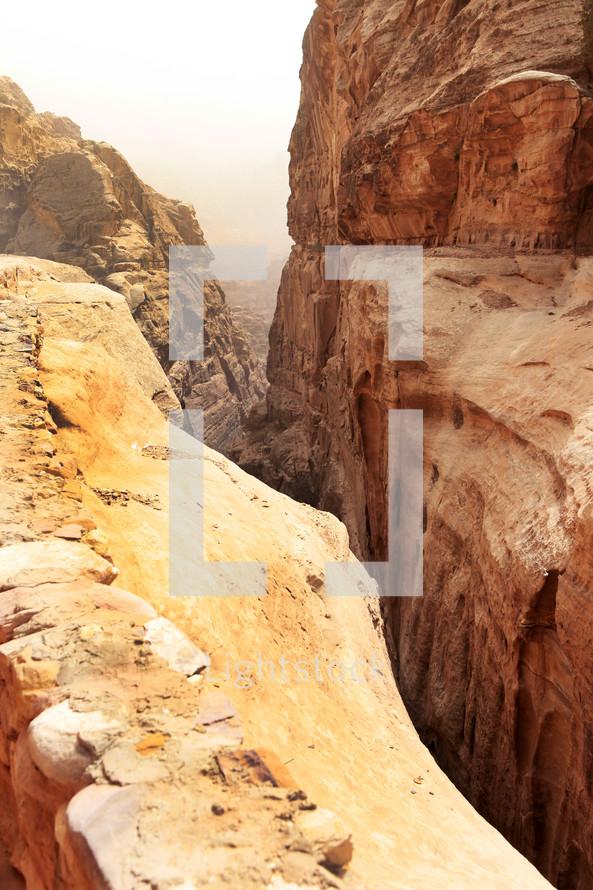 steep canyon
