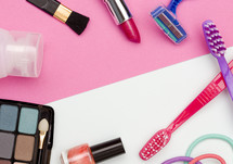 makeup and beauty supplies