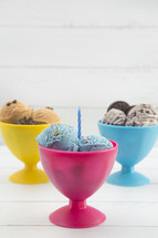 ice cream cups