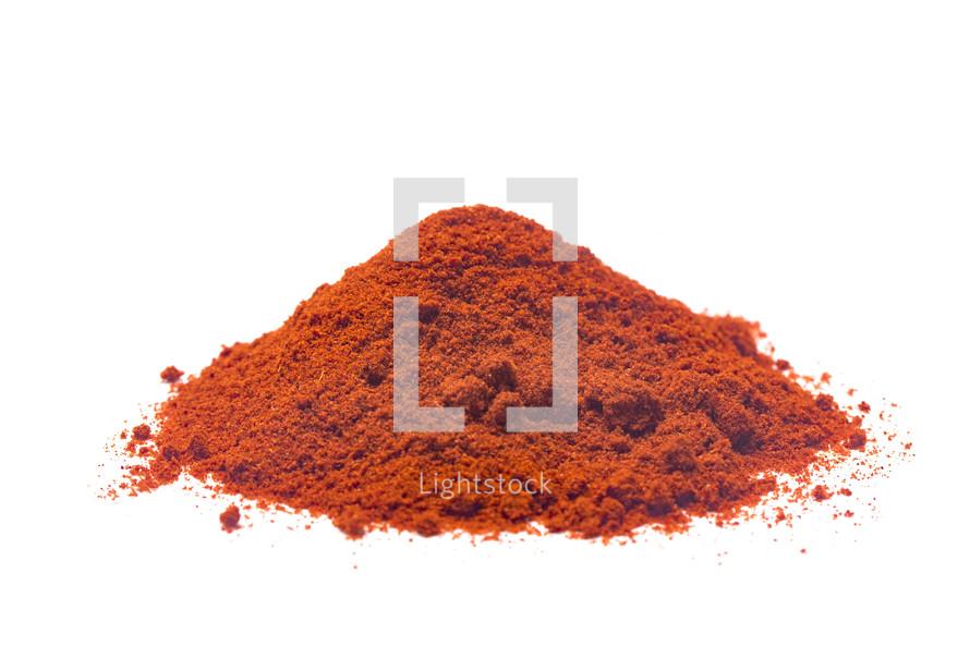 powdered paprika