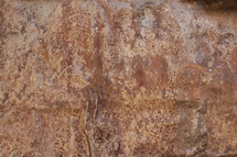 weathered grunge metal background