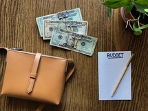 budgeting with cash