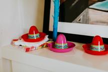 sombreros and napkins