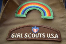 Girl Scouts uniform