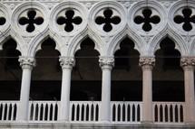 marble balcony