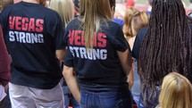 Vegas Strong T-shirts
