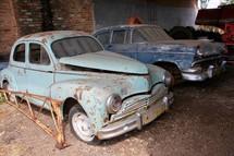 Old Cars - Peugeot 203 Sedan