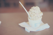 cup of ice-cream