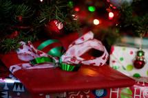 presents on Christmas morning