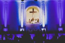 worship service altar