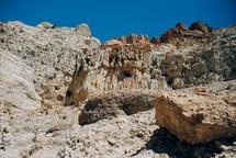 desert mountain cliffs