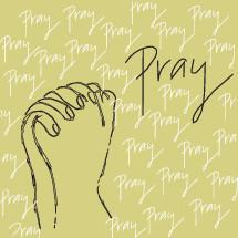 praying hands, pray