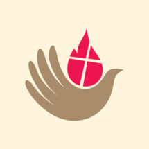 dove, hand, flame, holy spirit, Pentecost, icon