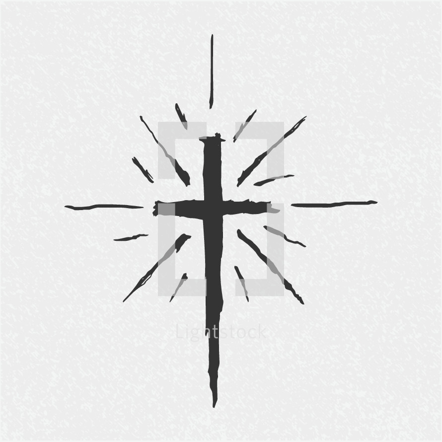 rugged cross