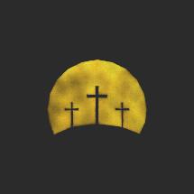 Easter crosses