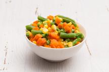 bowl of mixed veggies