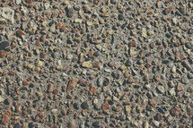 gravel concrete background