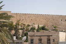 walls in Jerusalem