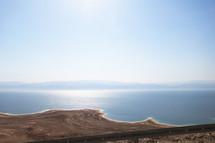 shoreline in Israel