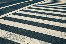 empty crosswalk