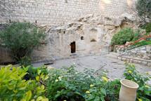 The Garden Tomb.