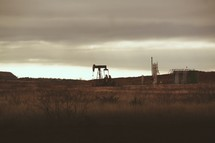 oil rig drilling
