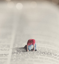 claiming the promises in the Bible