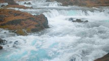 rapids and river