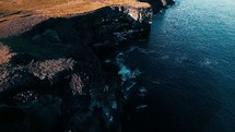 shoreline of Iceland