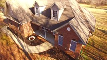 house overhead